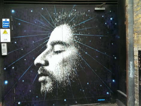 Street Art - Shoreditch, London
