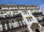 Balconies of Seville