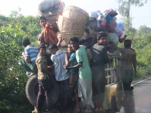 Bangladesh, Road Madness