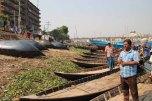 Buriganga River in Dhaka 13