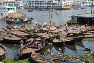 Buriganga River in Dhaka 27