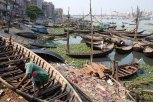 Buriganga River in Dhaka 36