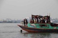 Buriganga River in Dhaka 71