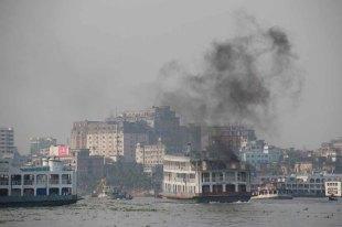 Buriganga River in Dhaka 72