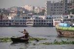 Buriganga River in Dhaka 75
