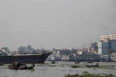 Buriganga River in Dhaka 78