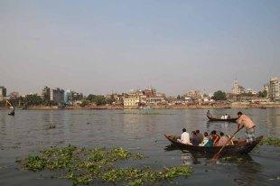 Buriganga River in Dhaka 79
