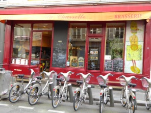 Paris cycles 06