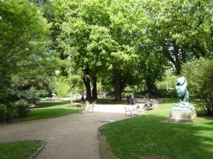 Paris's Jardin du Luxembourg 06